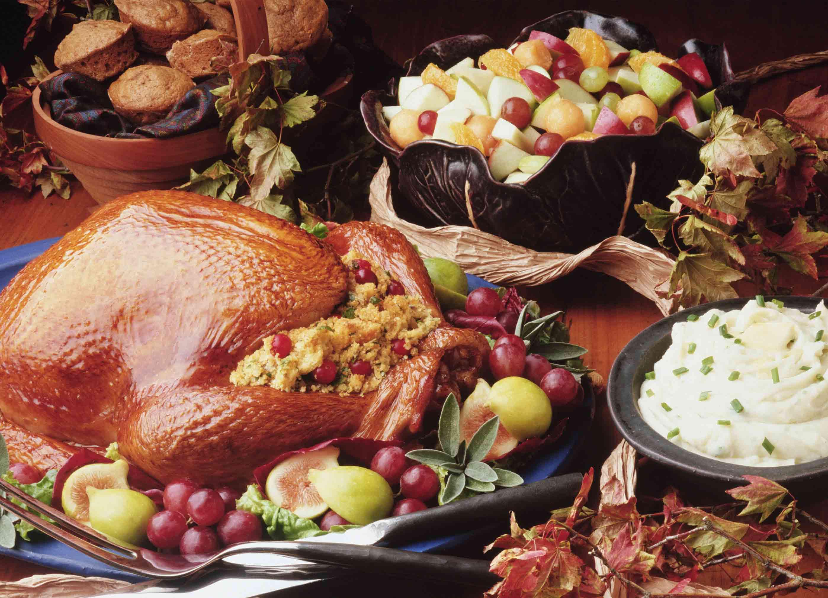 Pictures Of Thanksgiving Turkey Dinner  Northern Michigan Restaurants Serving Thanksgiving Dinner