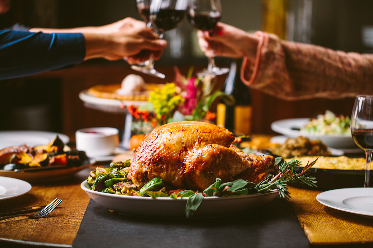 Pictures Of Thanksgiving Turkey Dinner  20 Chicago restaurants open on Thanksgiving for dinner or