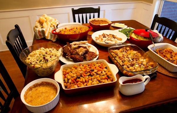 Pictures Of Thanksgiving Turkey Dinner  Thanksgiving or Black Friday Eve – Smoke Signal