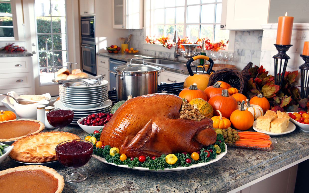Pictures Of Thanksgiving Turkey Dinner  What s the Average Cost of a Thanksgiving Dinner The