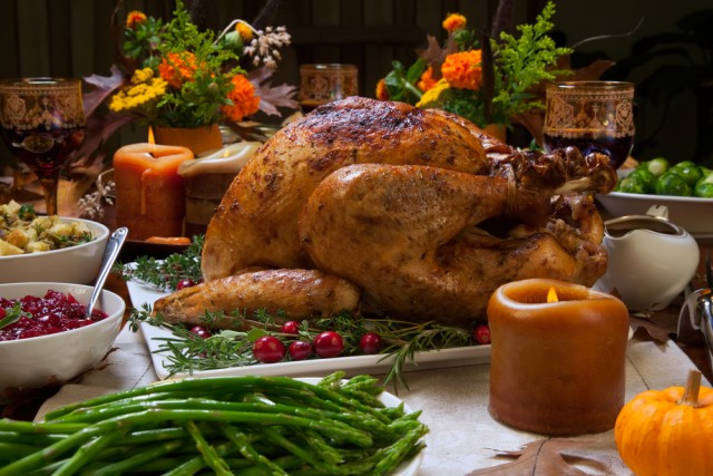 Pictures Of Thanksgiving Turkey Dinner  Thanksgiving in Paris Where to Satisfy Your Turkey Cravings