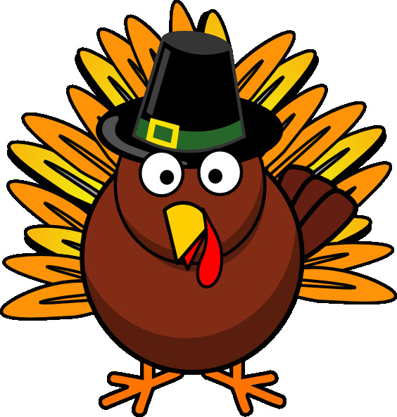 Pictures Of Turkey For Thanksgiving  Thanksgiving Turkey Clip Art at Clker vector clip
