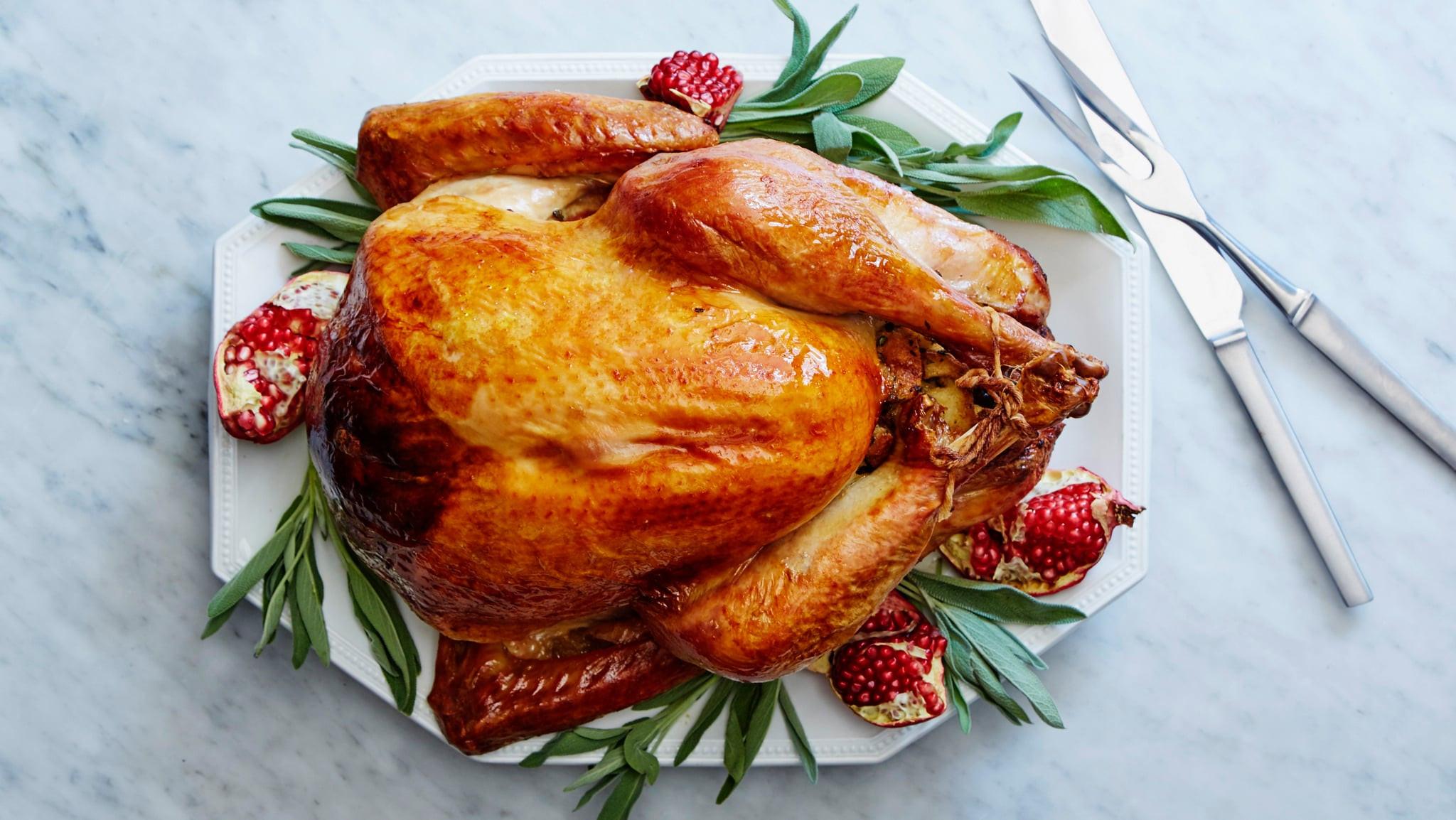 Pictures Of Turkey For Thanksgiving  Martha Stewart Thanksgiving Turkey Recipe