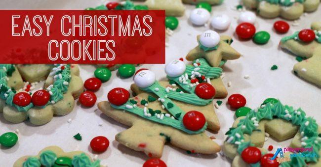 Pillsbury Christmas Cookies Recipe  Easy Christmas Cookies