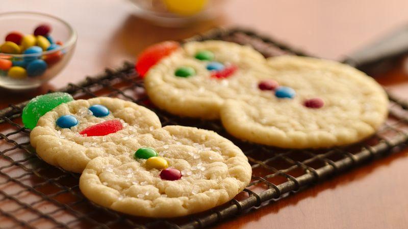 Pillsbury Christmas Cookies Recipe  Spiral Snowmen Cookies Recipe Pillsbury