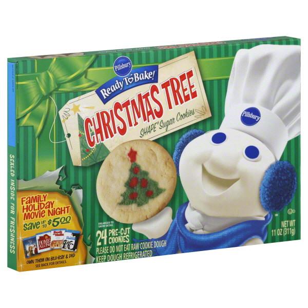Pillsbury Christmas Sugar Cookies  Pillsbury Christmas Cookies House Cookies