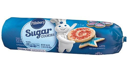 Pillsbury Sugar Cookies Christmas  Pinterest • The world's catalog of ideas
