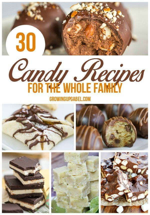 Pinterest Christmas Candy  25 Best Ideas about Homemade Candy Recipes on Pinterest