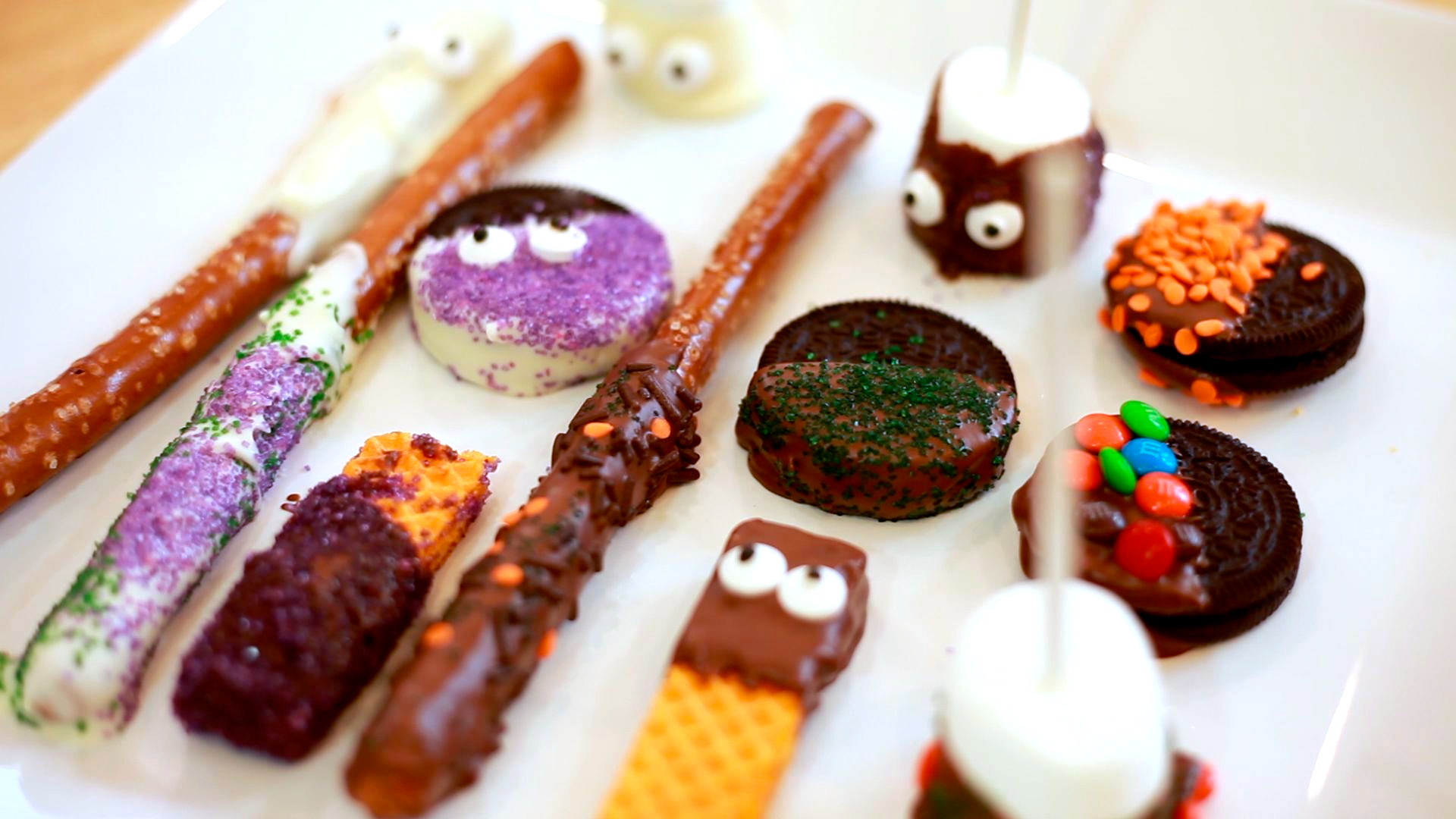 Pinterest Halloween Desserts  5 Pinterest Desserts Tested Halloween Edition