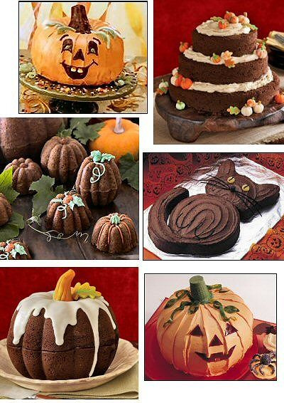 Pinterest Halloween Desserts  Halloween Dessert Entertaining ideas