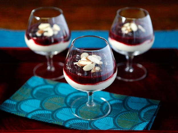 Pioneer Woman Christmas Desserts  Cherry Cheesecake Shooters from Ree Drummond