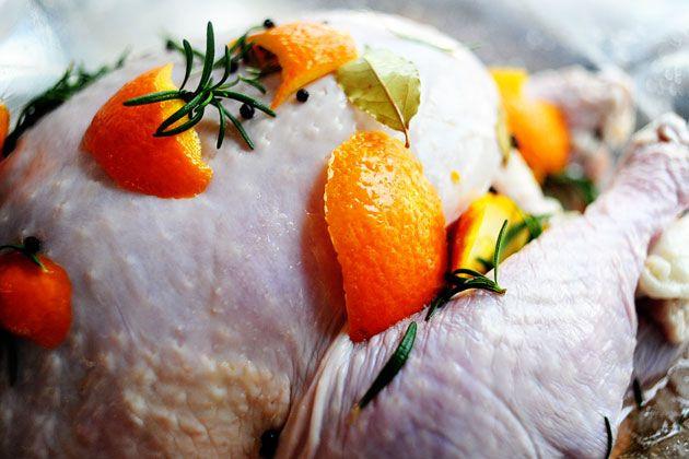 Pioneer Woman Thanksgiving Turkey Brine  25 best ideas about Pioneer woman turkey brine on