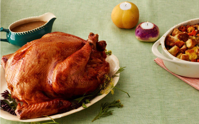 Pioneer Woman Thanksgiving Turkey Brine  Brined Roasted Thanksgiving Turkey