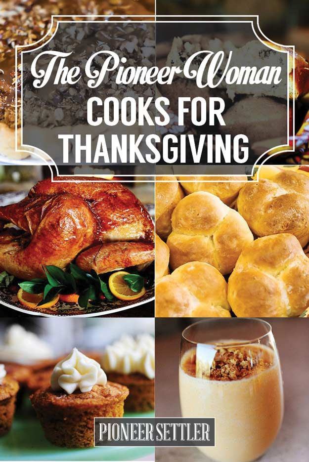 Pioneer Woman Thanksgiving Turkey Brine  The Pioneer Woman Recipes for Thanksgiving