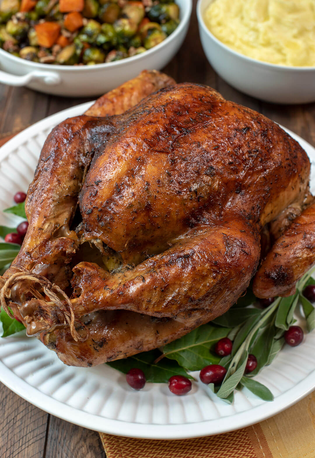 Pioneer Woman Thanksgiving Turkey Brine  How To Choose Prep and Roast Your Turkey