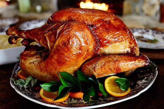 Pioneer Woman Thanksgiving Turkey Brine  25 Thanksgiving Turkey Recipes Savvy In The Kitchen