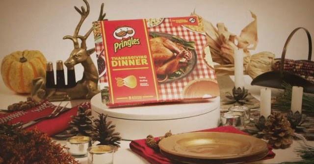 Popeyes Fried Turkey Thanksgiving 2019  Pringles Tests New Thanksgiving Dinner Variety Pack