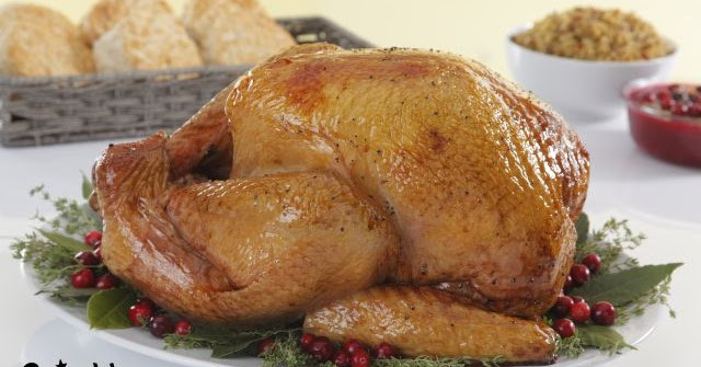 Popeyes Fried Turkey Thanksgiving 2019  Bojangles Seasoned Fried Turkey are Now Available for