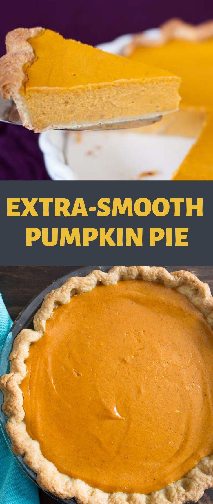 Popeyes Fried Turkey Thanksgiving 2019  Extra Smooth Pumpkin Pie Recipe in 2019