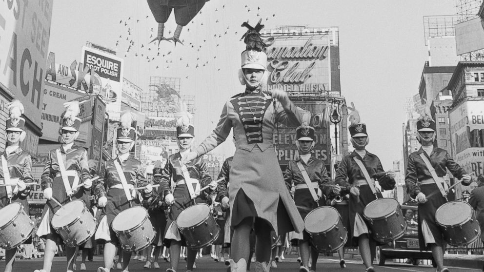 Popeyes Fried Turkey Thanksgiving 2019  Macy s Thanksgiving Day Parade Through the Years s