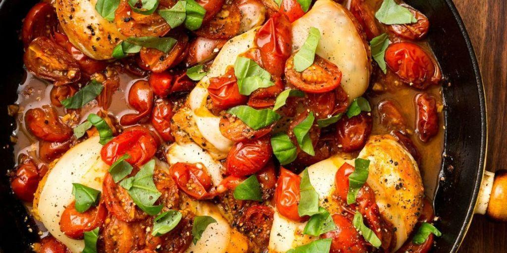 Pre Cooked Thanksgiving Dinner 2019  60 Easy Italian Food Recipes Best Italian Dinner Ideas