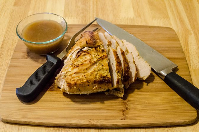Precooked Thanksgiving Dinner  How to Cook a Pre Cooked Oven Roasted Turkey Breast