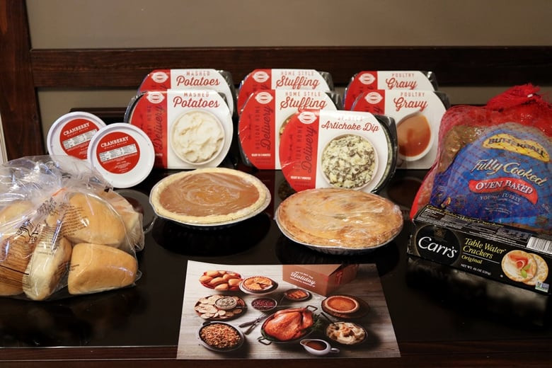 Precooked Thanksgiving Dinner  Thanksgiving Made Easy Boston Market Thanksgiving Meal