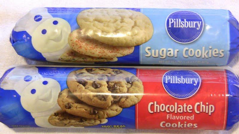 "Premade Christmas Cookies  TheSweetest LoveBug Pre made Cookie Dough v ""Homemade"