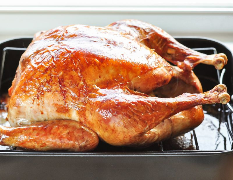 Prepare A Turkey For Thanksgiving  How To Cook a Turkey The Simplest Easiest Method