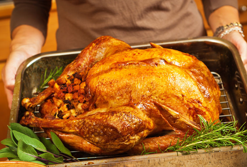 Prepare A Turkey For Thanksgiving  How not to cook a Thanksgiving turkey