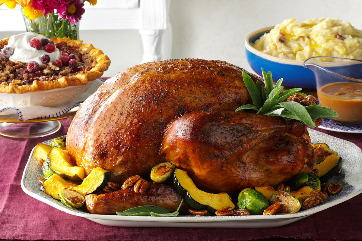 Prepare A Turkey For Thanksgiving  How to Cook a Turkey