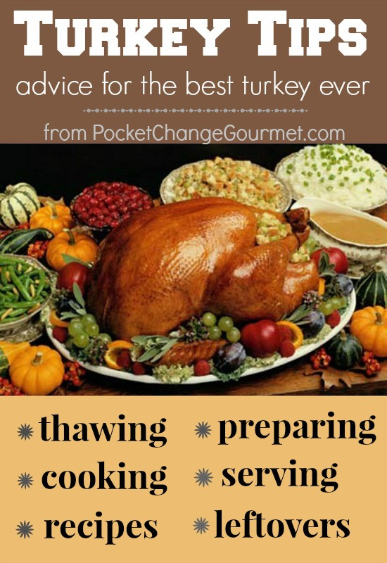 Prepare Thanksgiving Turkey  Preparing for Thanksgiving Turkey Tips Recipe