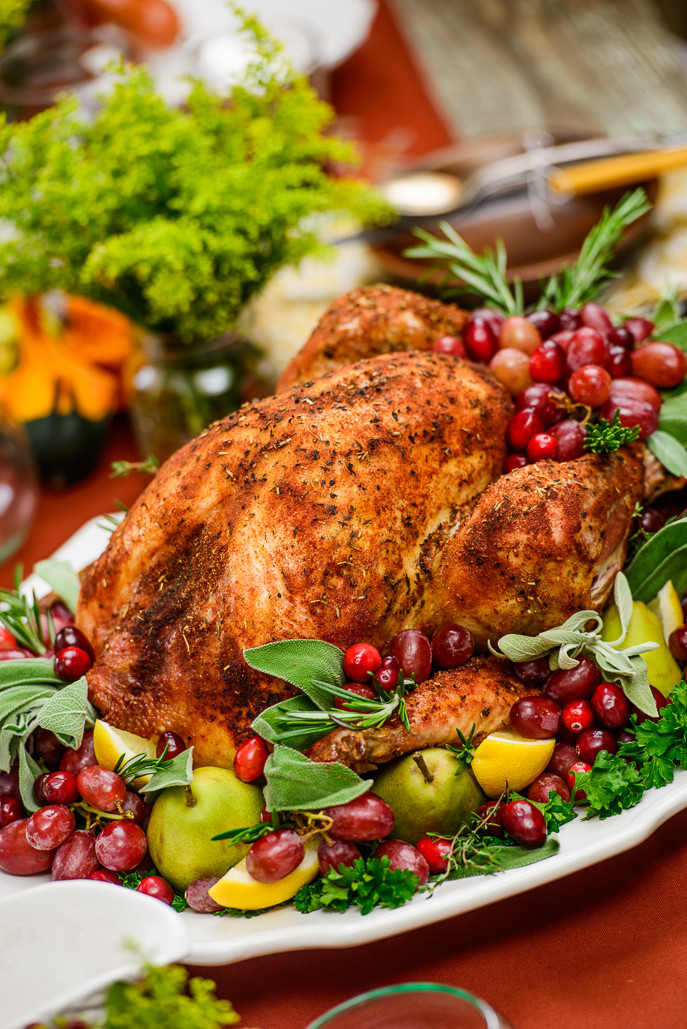 Prepare Thanksgiving Turkey  How to Cook Turkey in a Roaster Oven for Thanksgiving