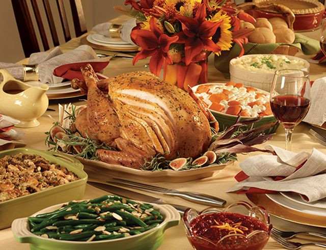 Prepared Christmas Dinners To Go  Where to Buy Prepared Thanksgiving Meals in Phoenix