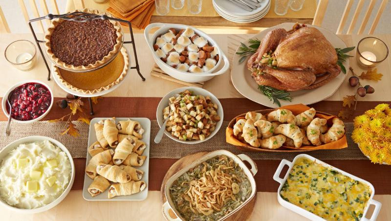 Prepared Thanksgiving Dinners 2019  Thanksgiving Food Safety Tips