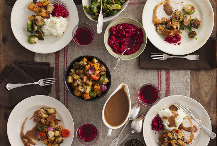 Prepared Thanksgiving Dinners 2019  Thanksgiving 2016 Dinners And Events In Broward County