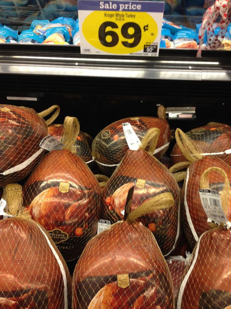 Prepared Thanksgiving Dinners 2019  Can Utah families prepare Thanksgiving dinner for 12