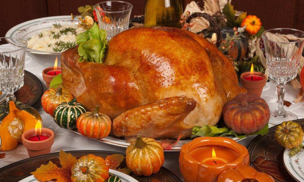 Prepared Thanksgiving Turkey  How To Prepare & Cook A Thanksgiving Turkey