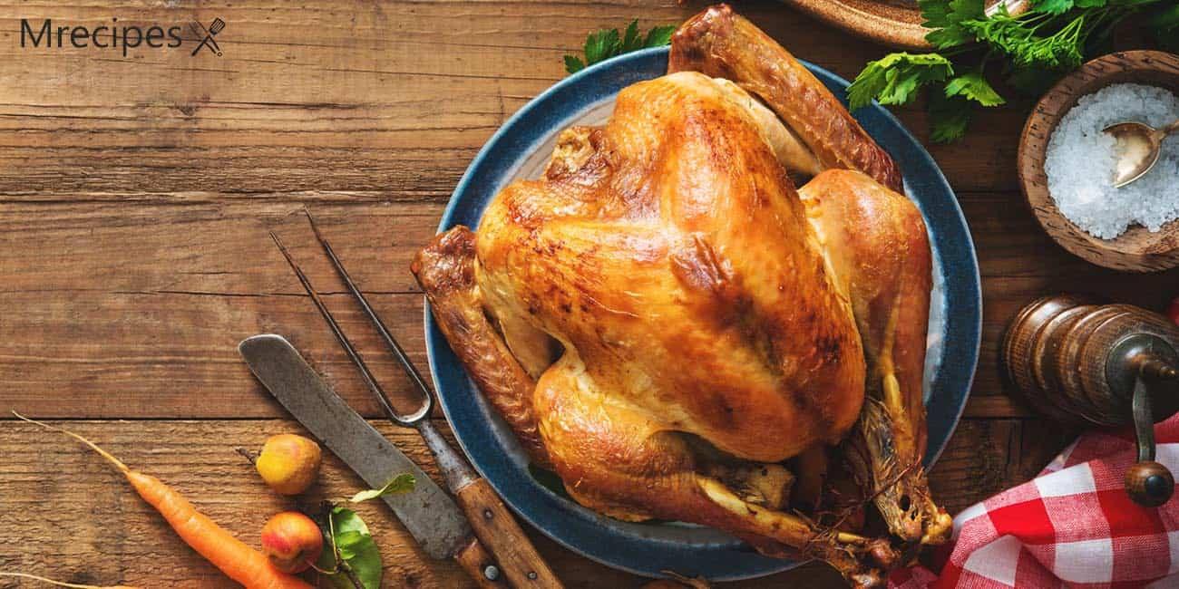 Prepared Thanksgiving Turkey  Perfect Smoked Thanksgiving Turkey Recipe Sides