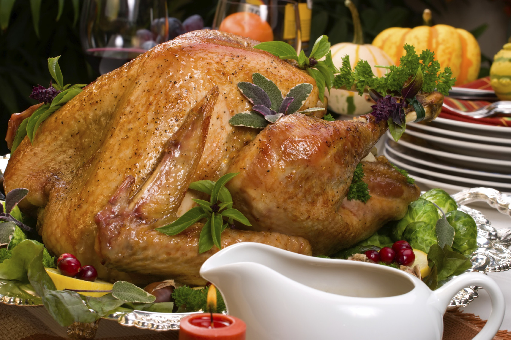 Prepared Thanksgiving Turkey  Tips for preparing your holiday turkey – News from