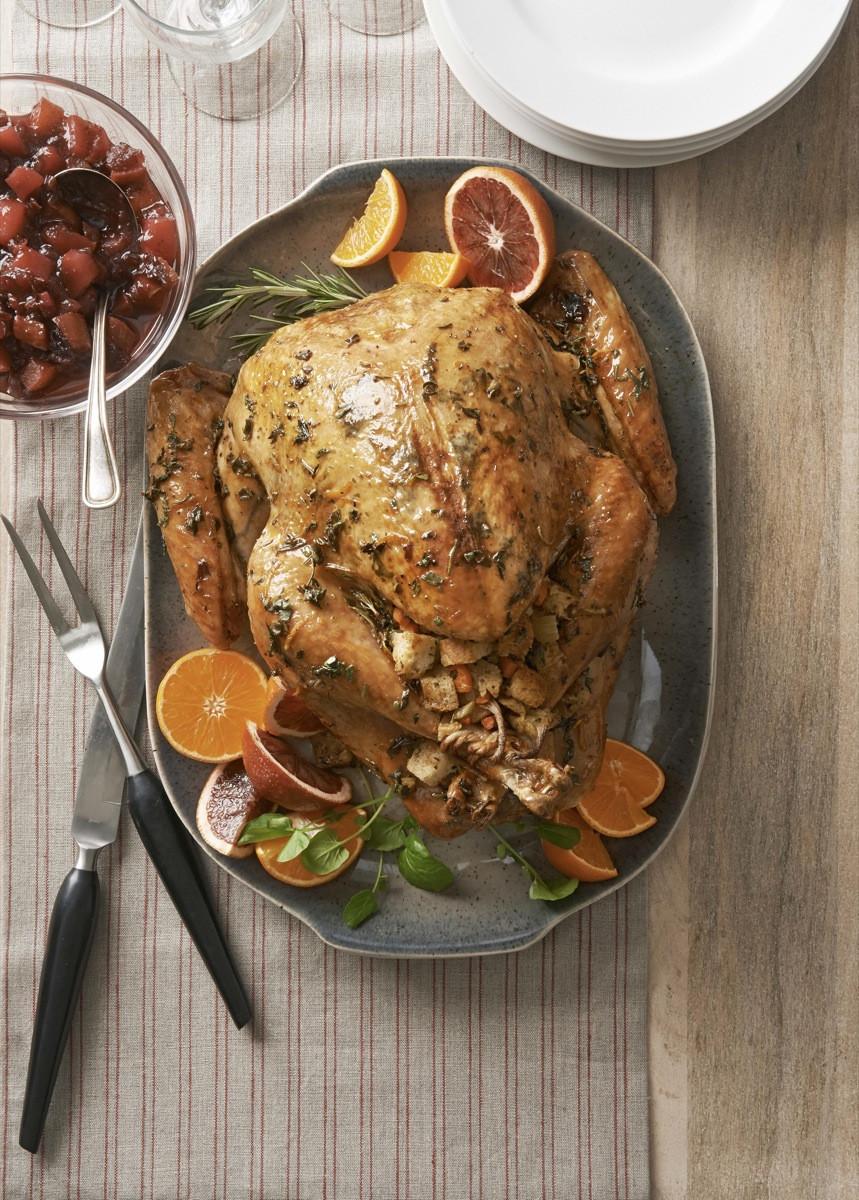 Prepared Thanksgiving Turkey  How to Prepare a Thanksgiving Turkey Relish