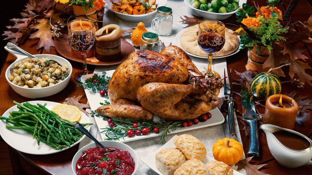 Prepared Thanksgiving Turkey  Talking Turkey Safely Prepare Your Thanksgiving Dinner
