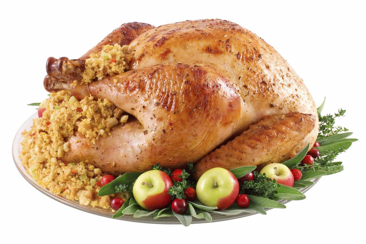 Prepared Thanksgiving Turkey  Thanksgiving Truthahn So bereitet Ihr das amerikanische