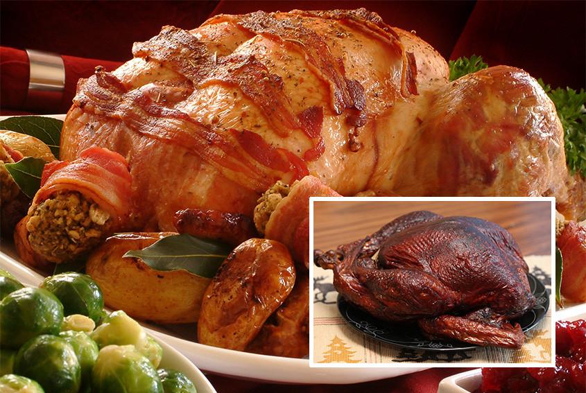 Prepared Thanksgiving Turkey  8 alternative ways to prepare your Thanksgiving turkey