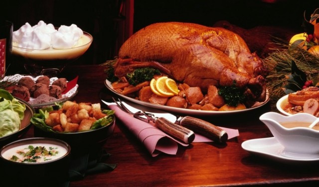 Prepared Thanksgiving Turkey  How to Prepare for Thanksgiving Dinner