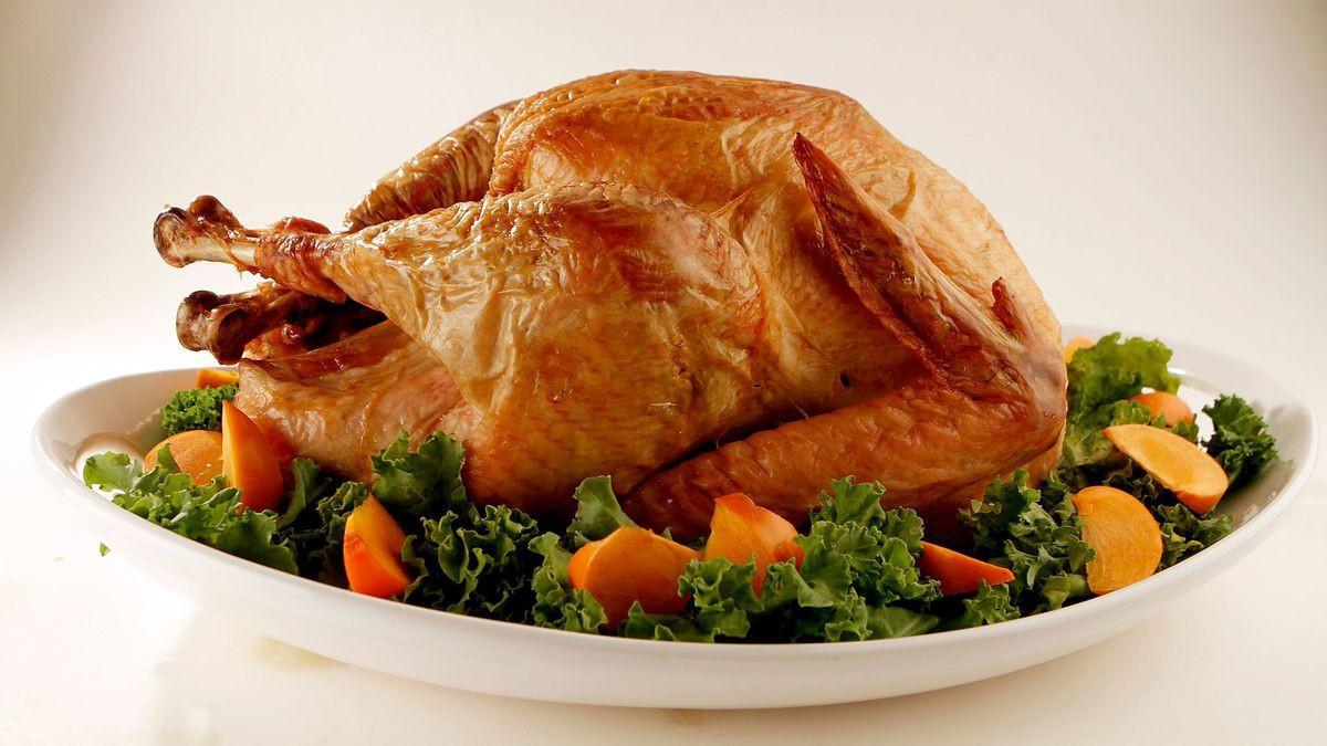 Prepared Turkey For Thanksgiving  A beginner s guide to cooking a Thanksgiving turkey