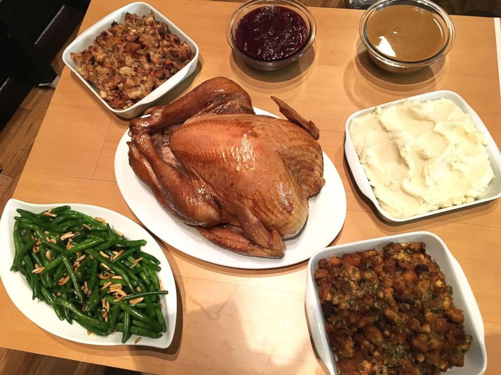 Prepared Turkey For Thanksgiving  Trying out 3 convenient meal options for Thanksgiving
