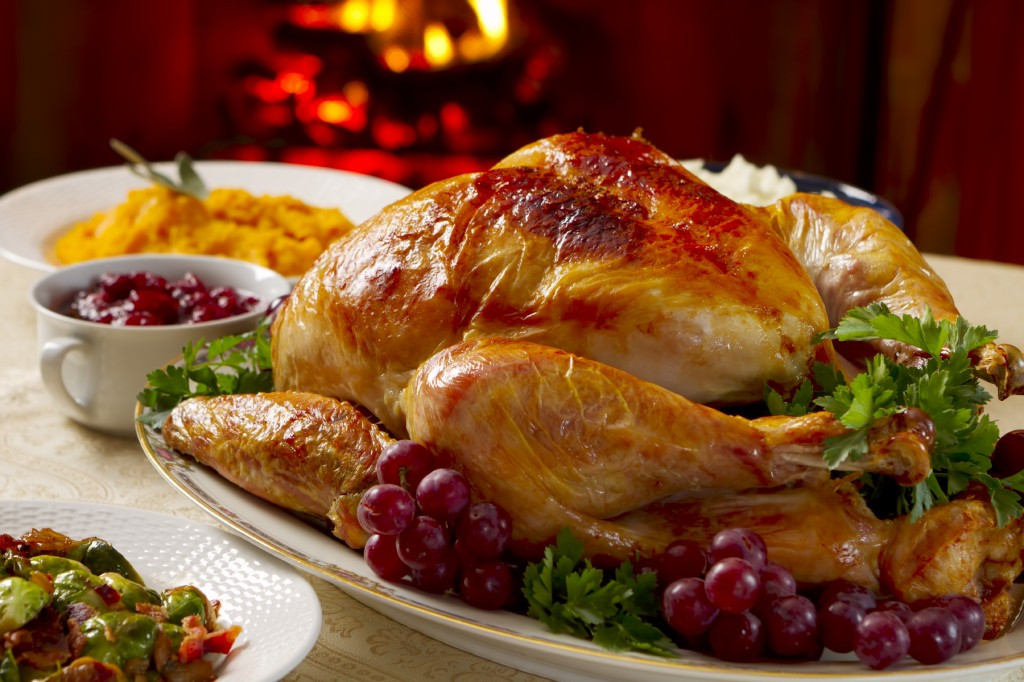 Prepared Turkey For Thanksgiving  Newport Local News f the Menu Thanksgiving Dining in