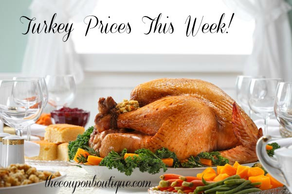 Publix Thanksgiving Turkey  Grocery Store Deals