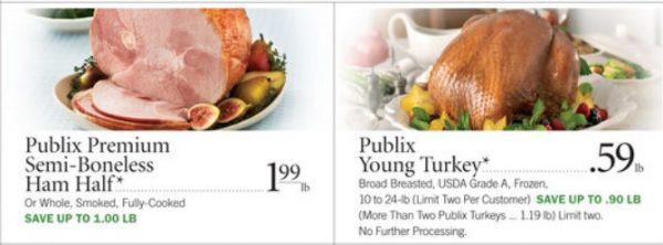 Publix Thanksgiving Turkey  Publix HOTTEST DEALS November 17th 23rd THANKSGIVING